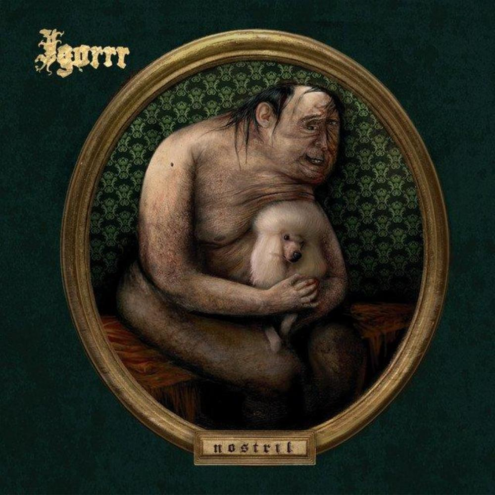 Igorrr Nostril album cover