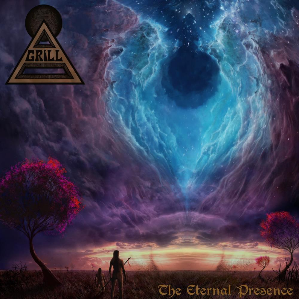Grill - The Eternal Presence CD (album) cover