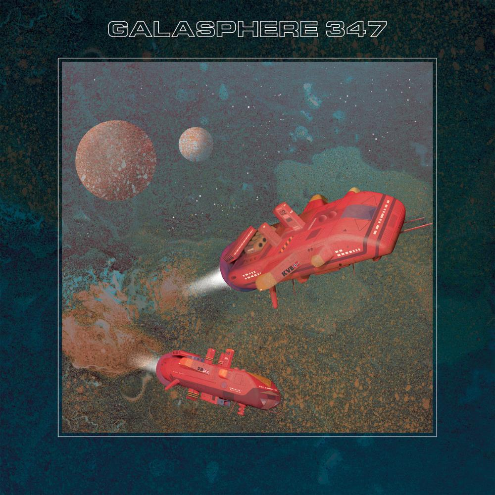 Galasphere 347 - Galasphere 347 CD (album) cover
