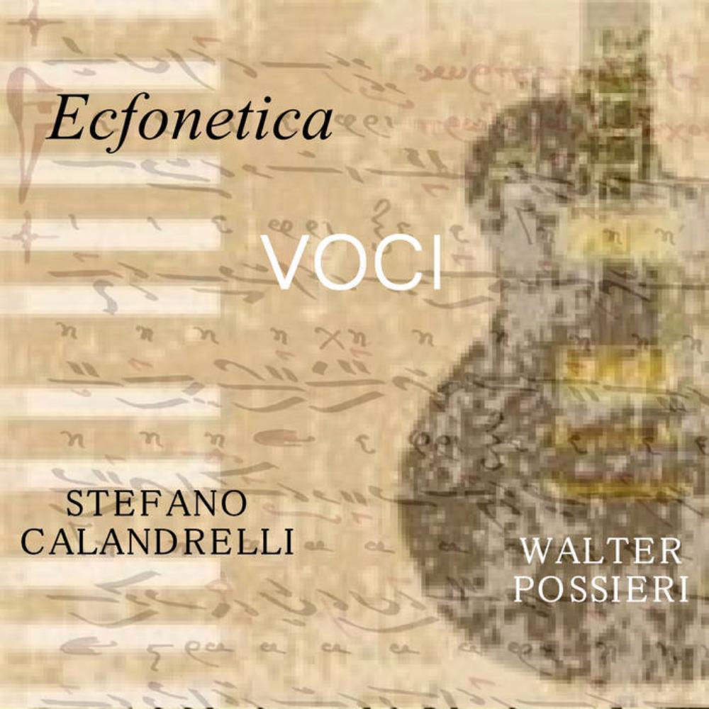 Voci by ECFONETICA album cover