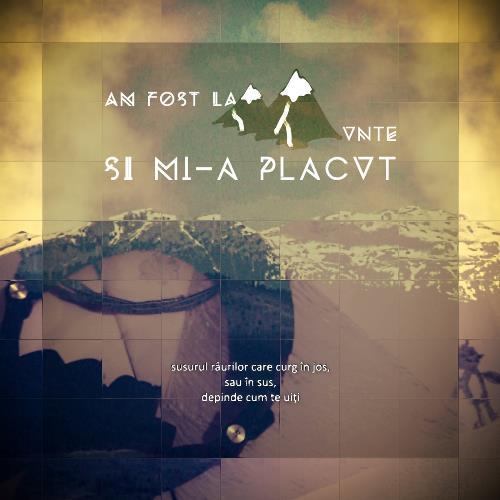 Susurul Râurilor Care Curg În Jos, Sau În Sus, Depinde Cum Te Uiți by AM FOST LA MUNTE SI MI-A PLACUT album cover