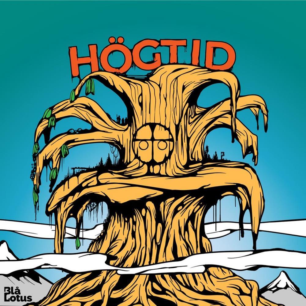 Högtid by BLÅ LOTUS album cover