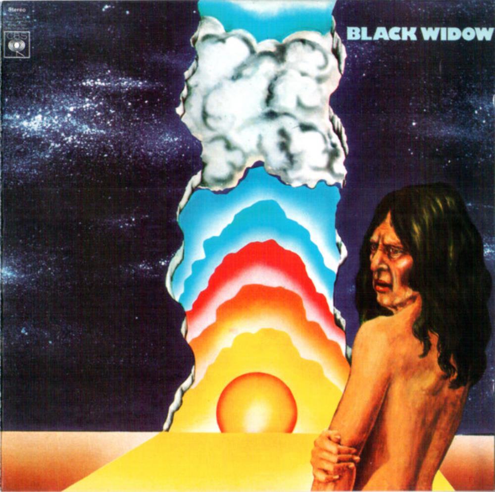 Black Widow by BLACK WIDOW album cover