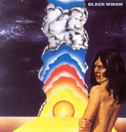 Black Widow - Black Widow CD (album) cover