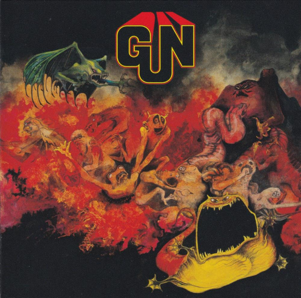 Gun by GUN, THE album cover