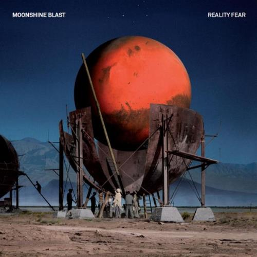 Moonshine Blast - Reality Fear CD (album) cover