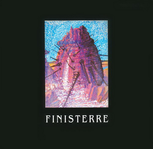 Finisterre - Finisterre CD (album) cover