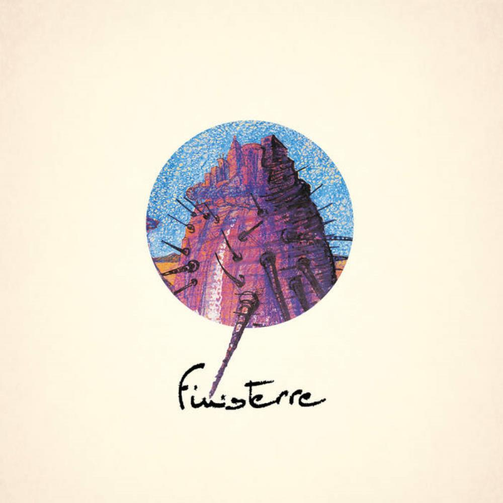 Finisterre XXV by FINISTERRE album cover