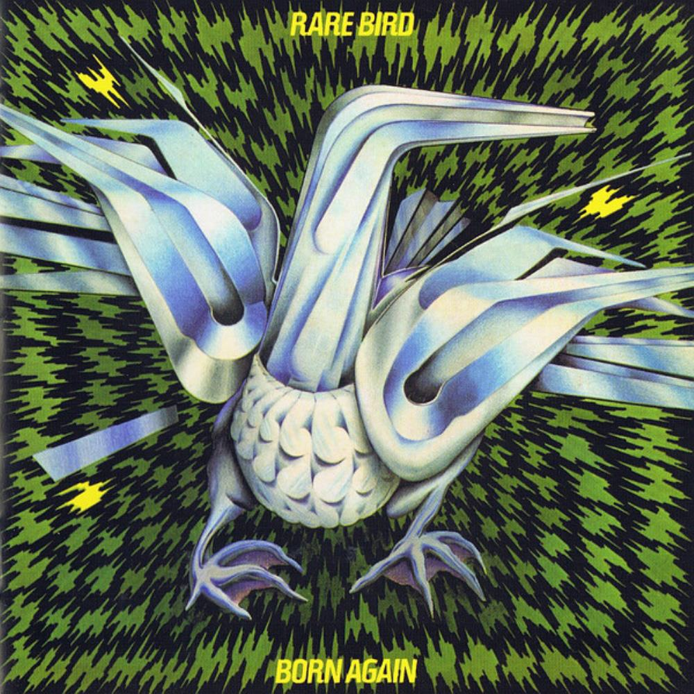 Rare Bird - Born Again CD (album) cover