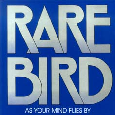 As Your Mind Flies By by RARE BIRD album cover