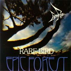 Rare Bird - Epic Forest  CD (album) cover