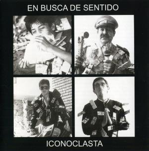 Iconoclasta - En Busca De Sentido CD (album) cover