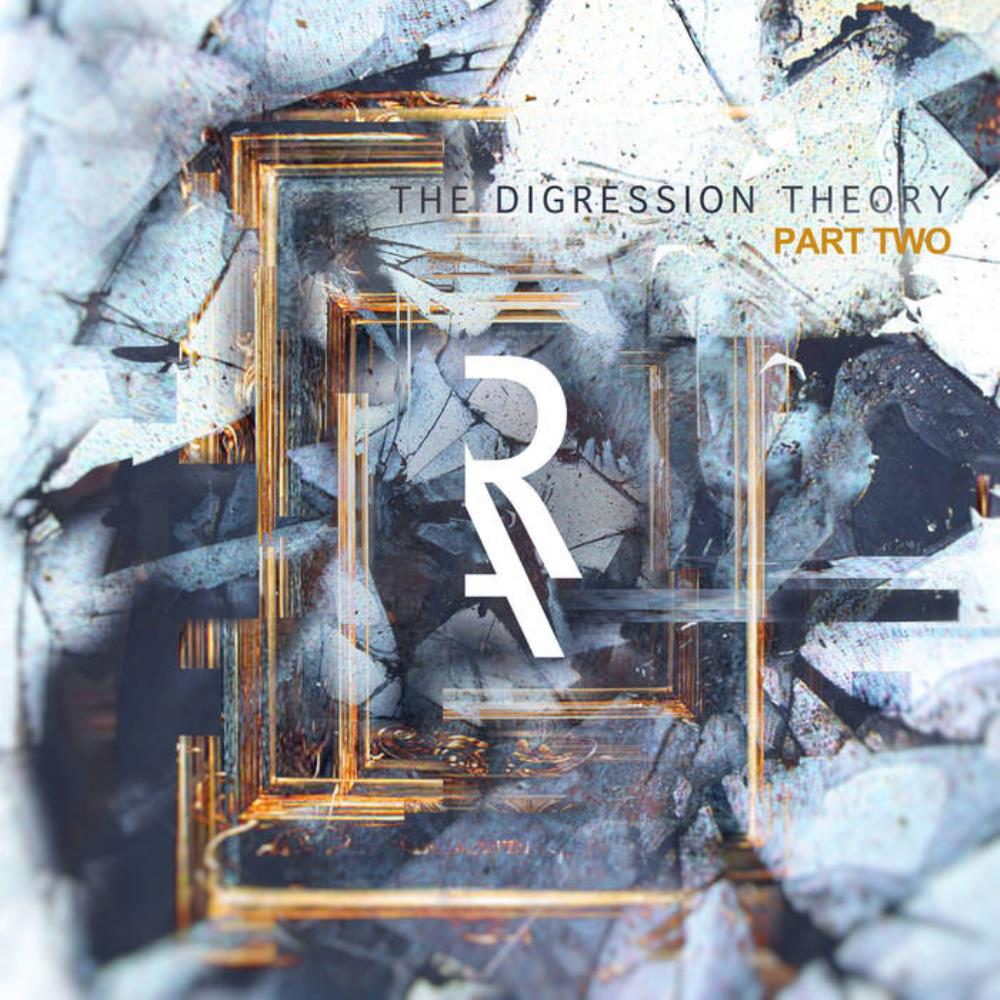 Reese Alexander - The Digression Theory - Part Two CD (album) cover