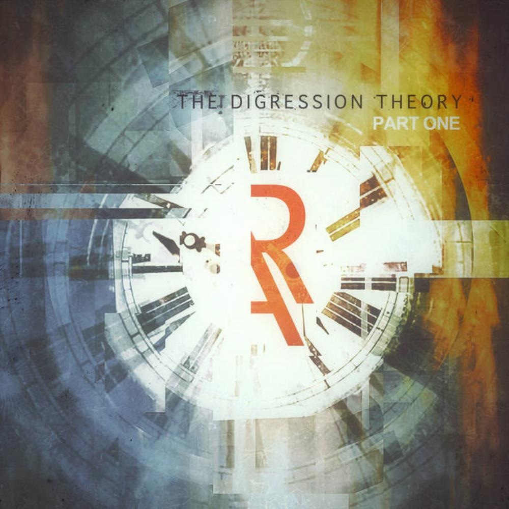 The Digression Theory - Part One by ALEXANDER, REESE album cover