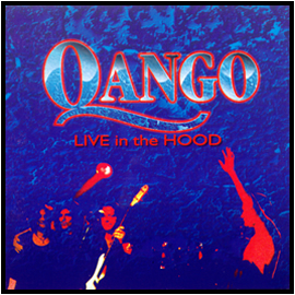 Qango Qango Live in the Hood album cover