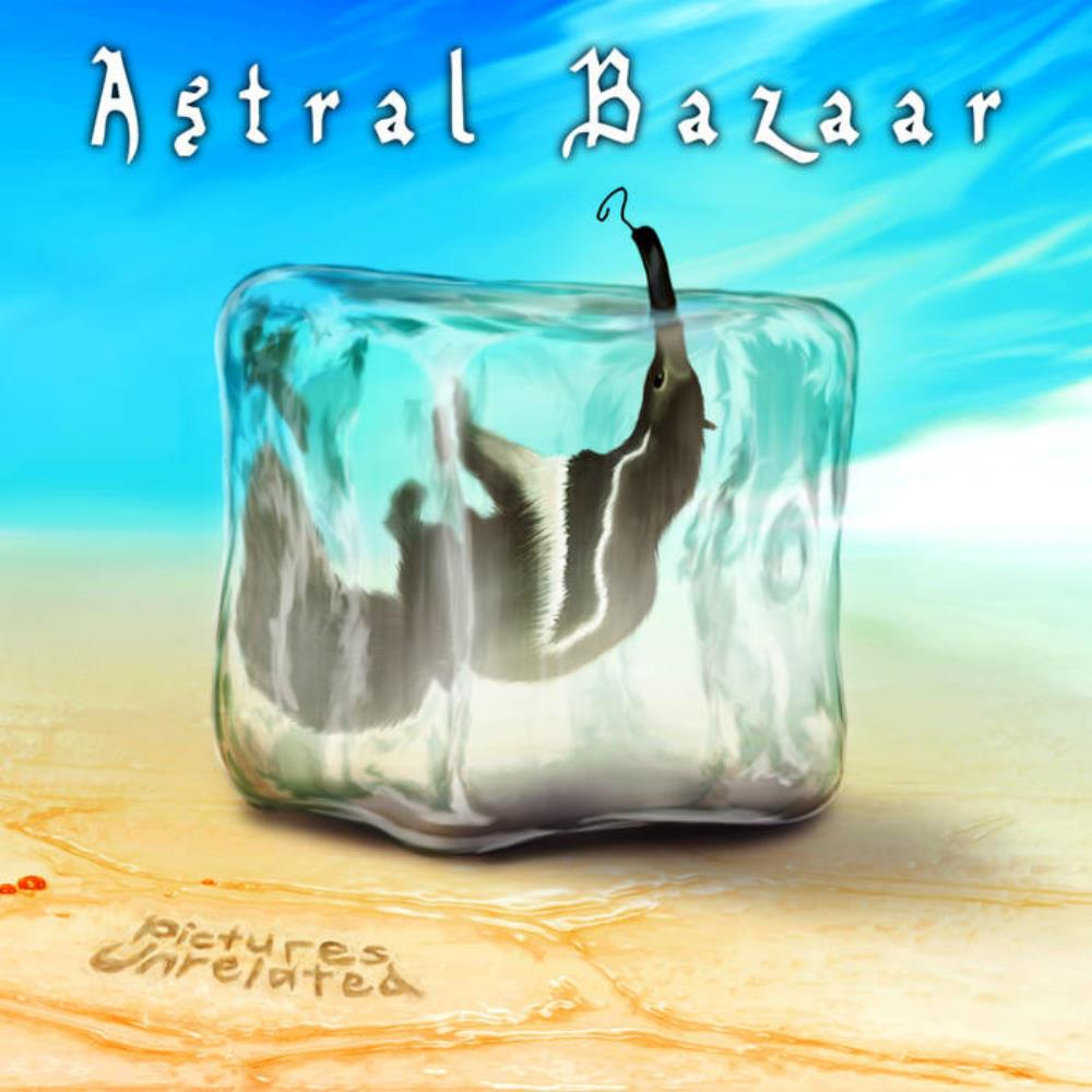 Pictures Unrelated by ASTRAL BAZAAR album cover