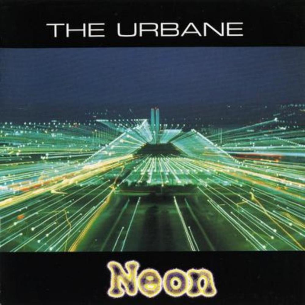 The Urbane - Neon CD (album) cover