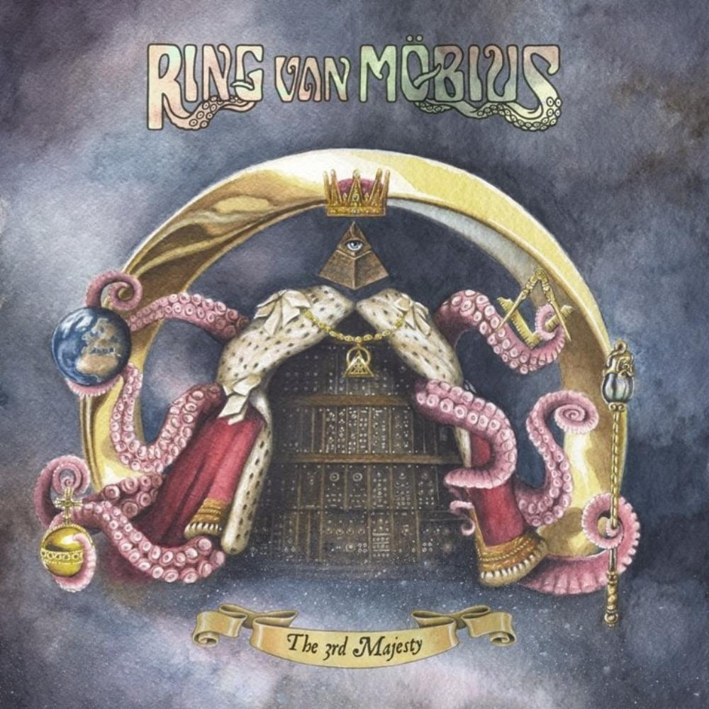 The 3rd Majesty by RING VAN MÖBIUS album cover