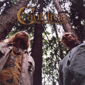The Sanctuary Suite by CAULDRON album cover