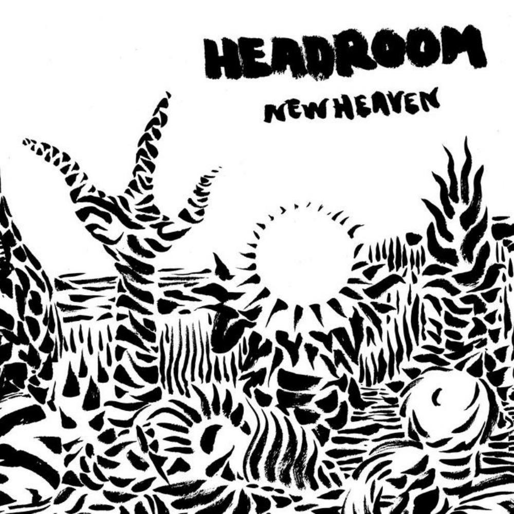 New Heaven by HEADROOM album cover