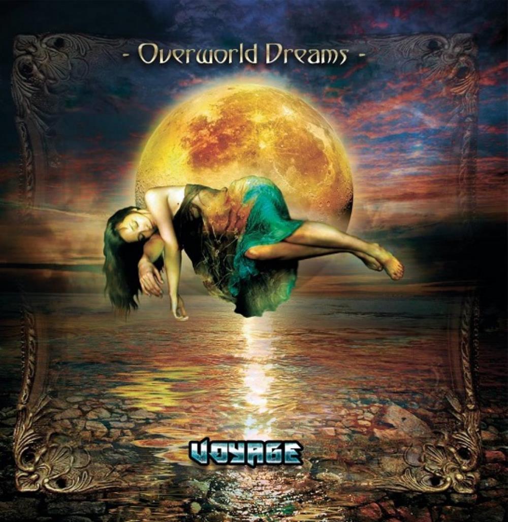 Voyage by OVERWORLD DREAMS album cover