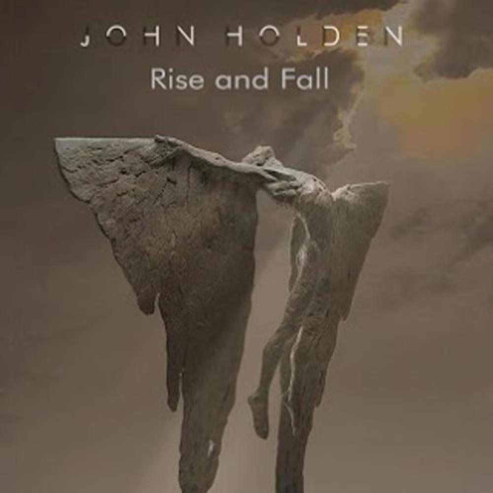 John Holden Rise and Fall album cover