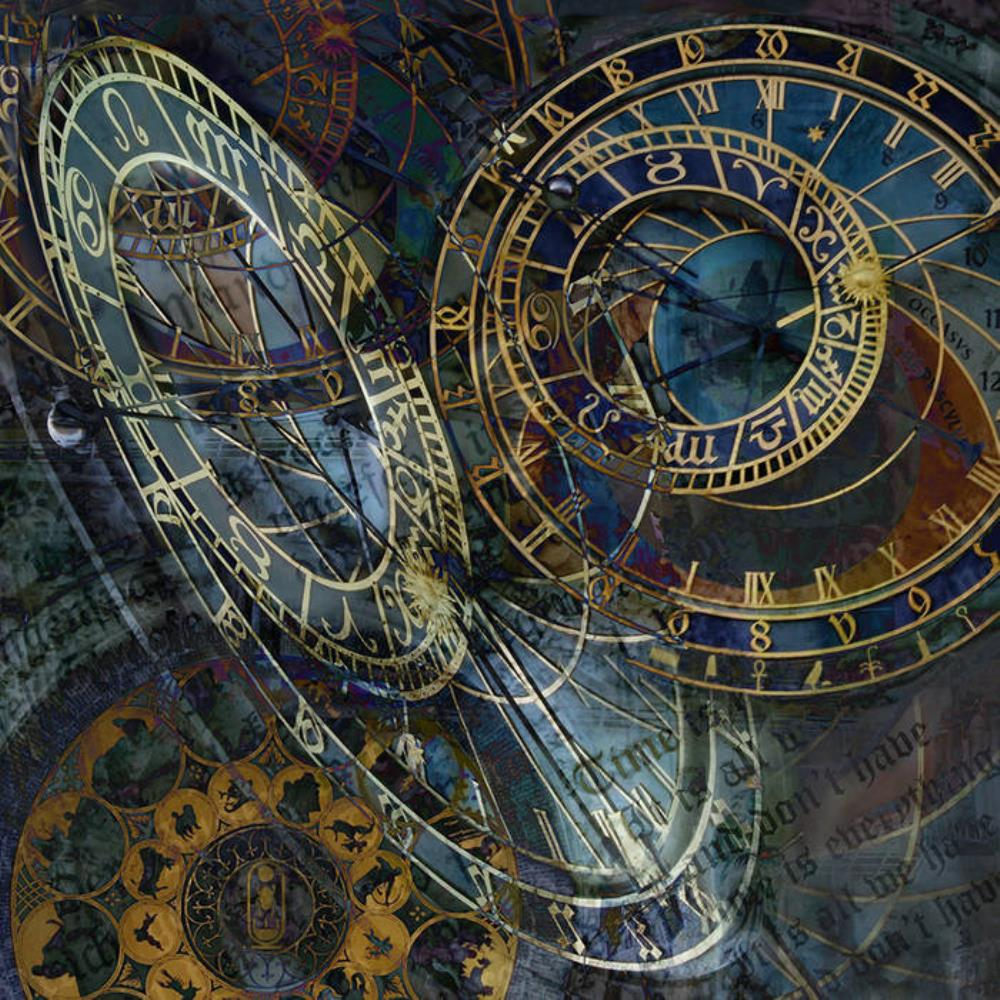 Circles in Time by HOLDEN, JOHN album cover