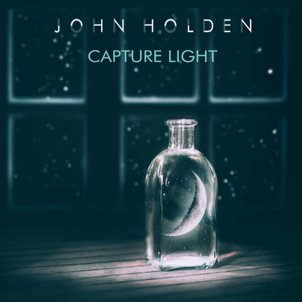 John Holden - Capture Light CD (album) cover