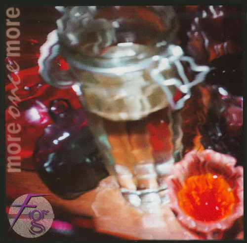 Finneus Gauge - More Once More CD (album) cover