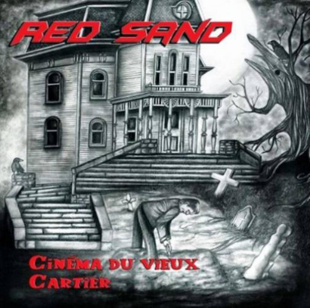 Cinéma Du Vieux Cartier by RED SAND album cover
