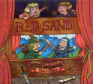 Gentry by RED SAND album cover