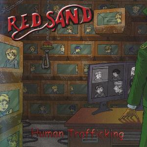 Red Sand Human Trafficking album cover