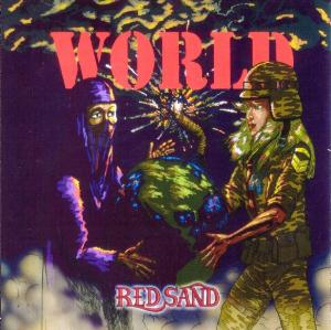 Red Sand World album cover