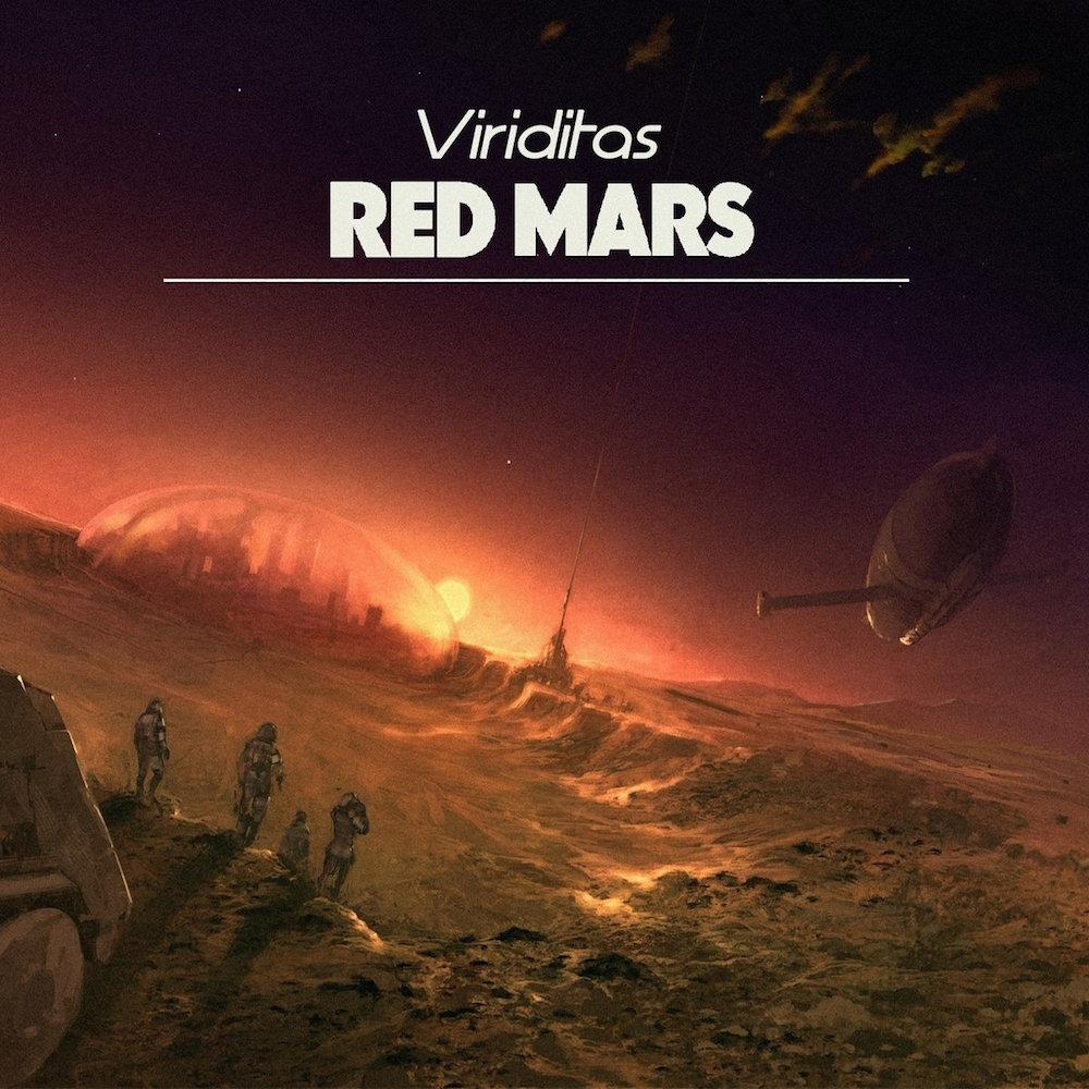 Red Mars by VIRIDITAS album cover