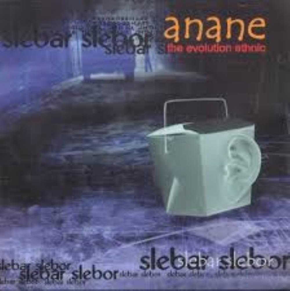 The Evolution Ethnic: Slebar Slebor by ANANE album cover