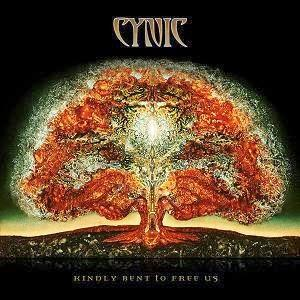 Cynic - Kindly Bent To Free Us CD (album) cover