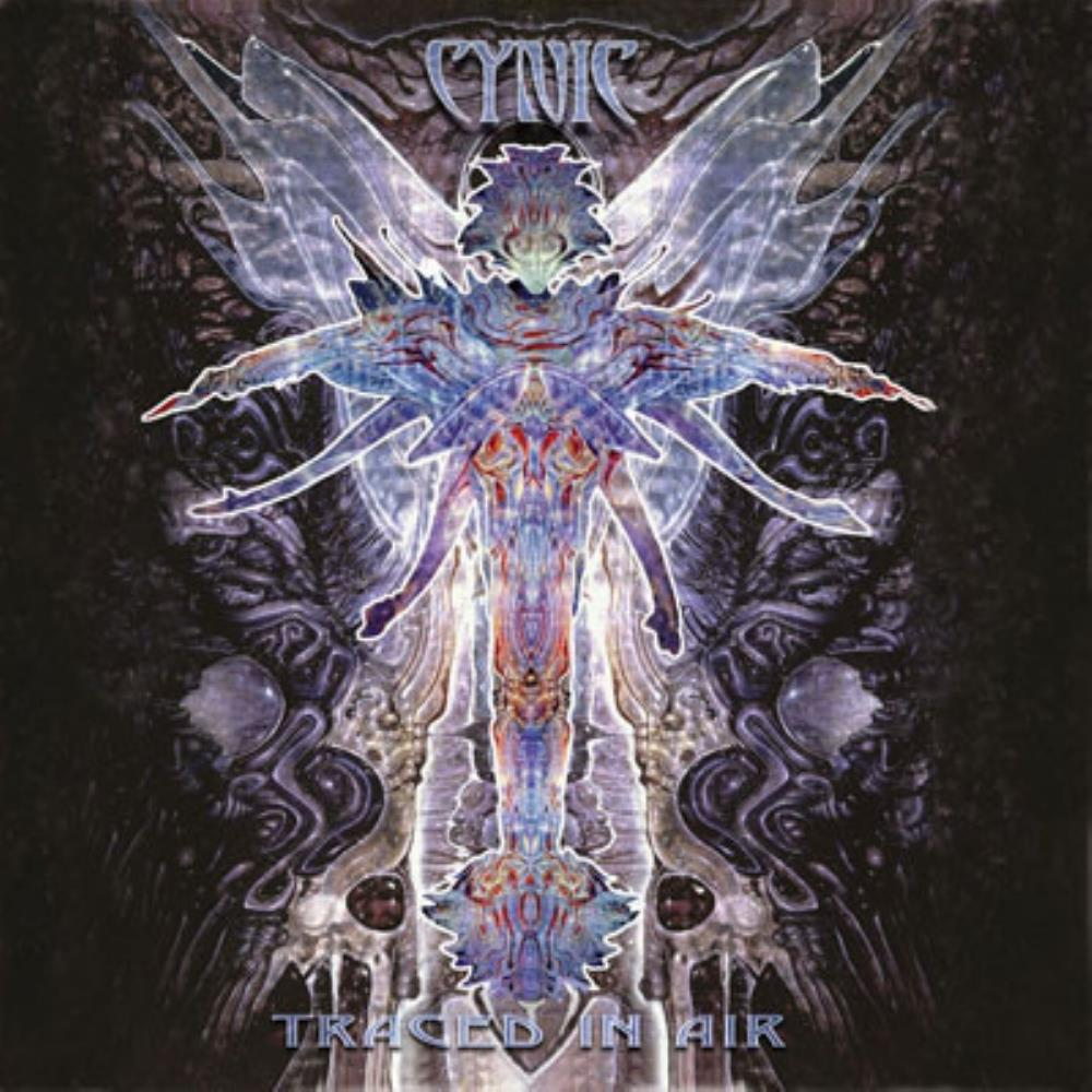 Traced In Air by CYNIC album cover