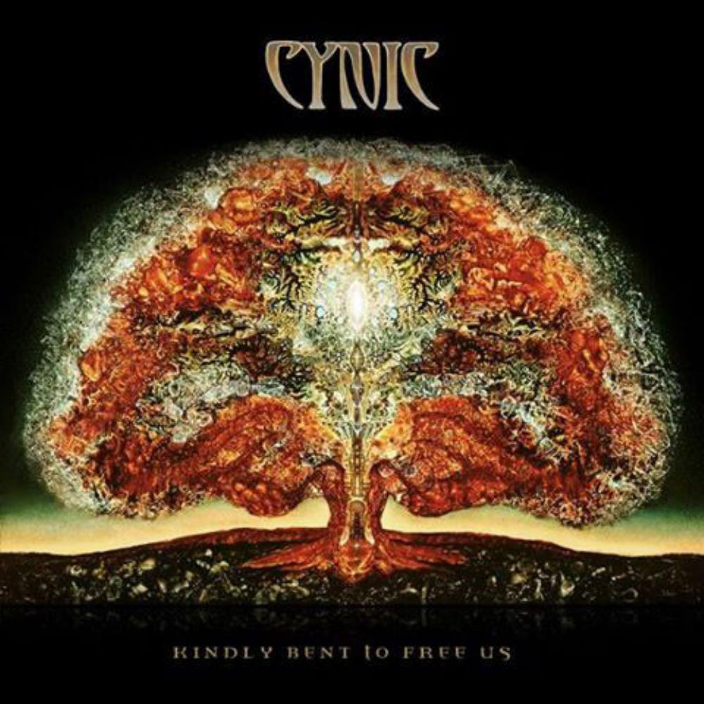 Kindly Bent To Free Us by CYNIC album cover