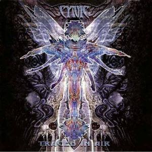 Cynic - Traced In Air CD (album) cover