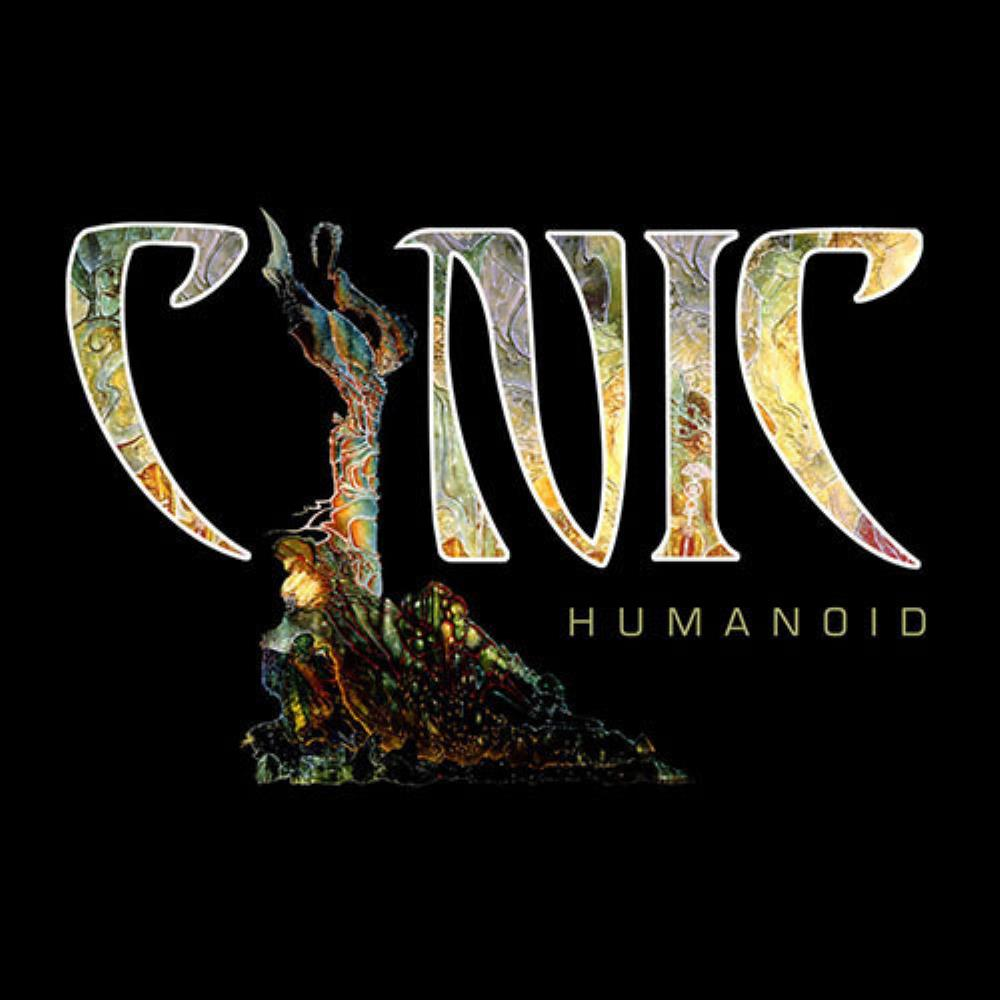 Humanoid by CYNIC album cover