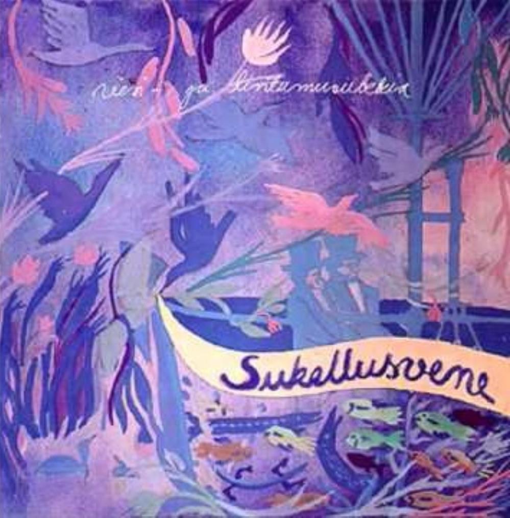 Vesi- Ja Lintumusiikkia by SUKELLUSVENE album cover