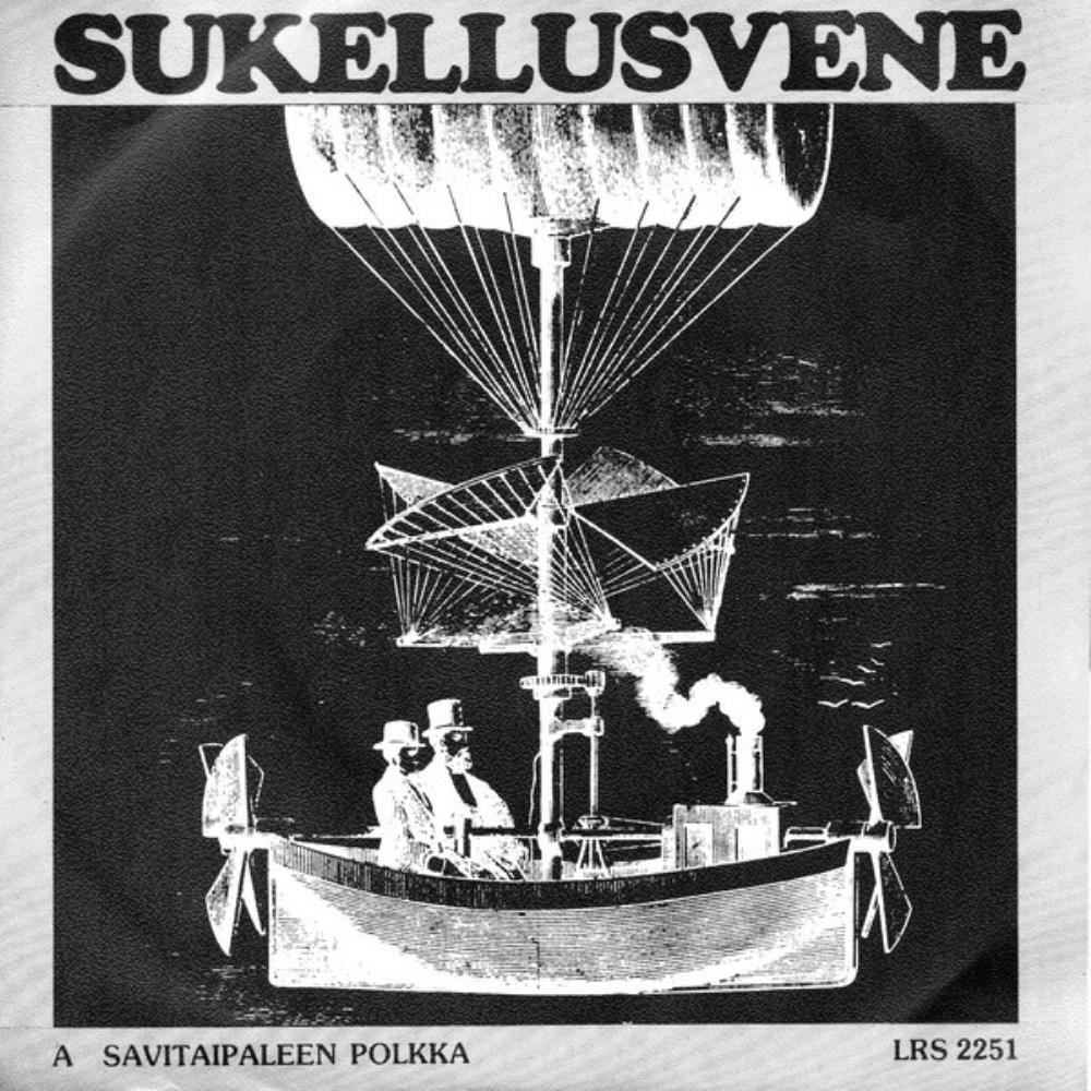 Savitaipaleen polkka / Sea Journey by SUKELLUSVENE album cover
