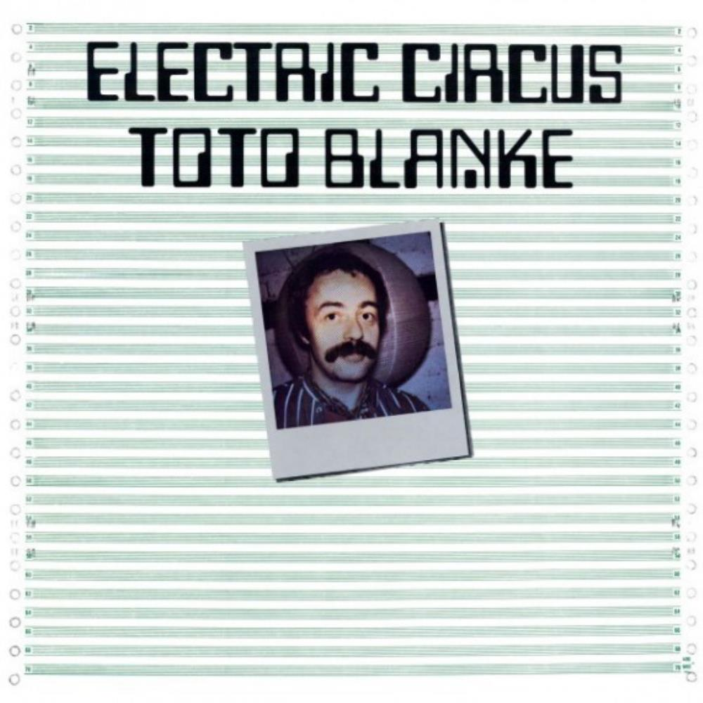 Electric Circus by BLANKE, TOTO album cover