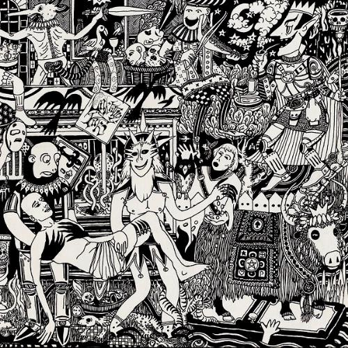 Origin Of The Yak by LAKTATING YAK album cover