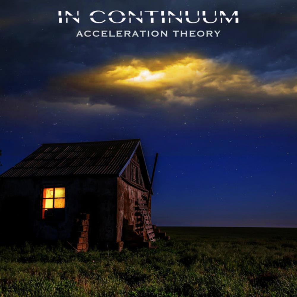 In Continuum - Acceleration Theory, Part One - AlienA CD (album) cover
