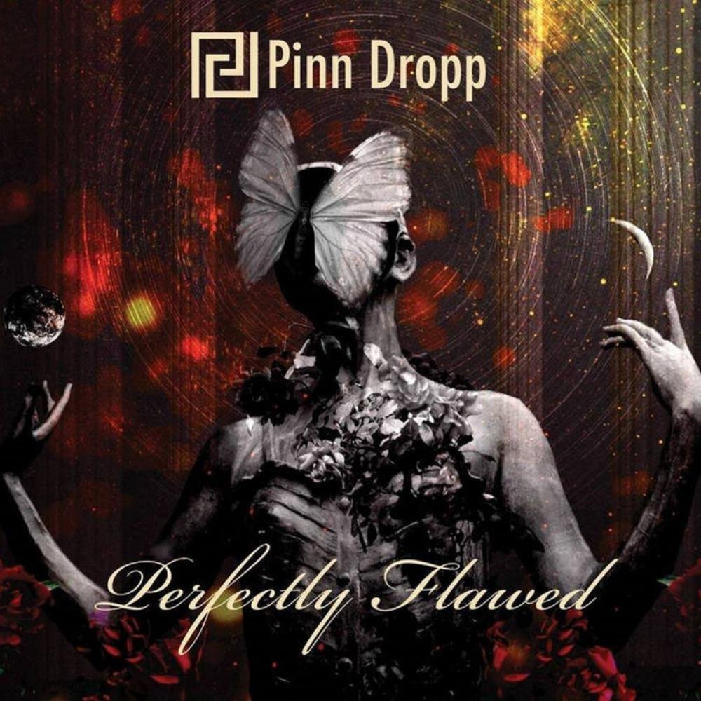 Perfectly Flawed by PINN DROPP album cover