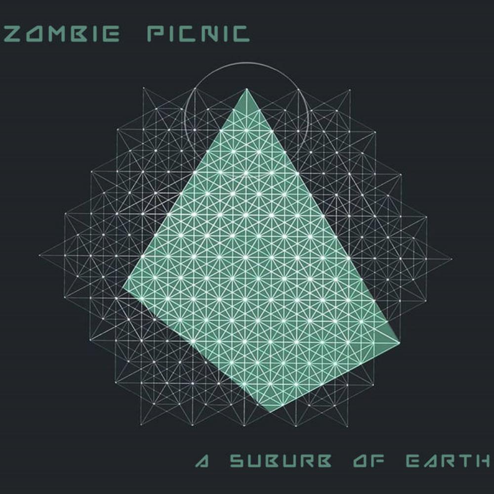 A Suburb Of Earth by ZOMBIE PICNIC album cover