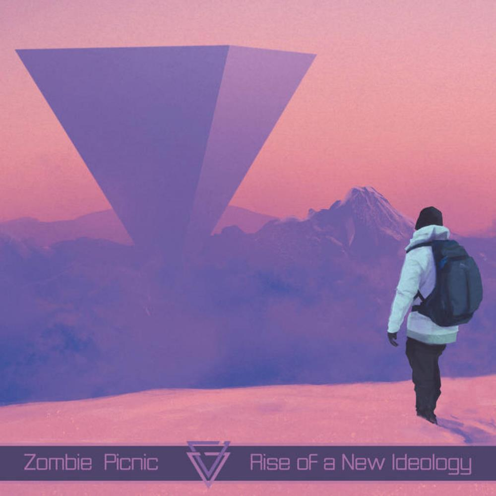Rise Of A New Ideology by ZOMBIE PICNIC album cover