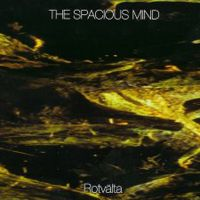 The Spacious Mind - Rotvälta  CD (album) cover