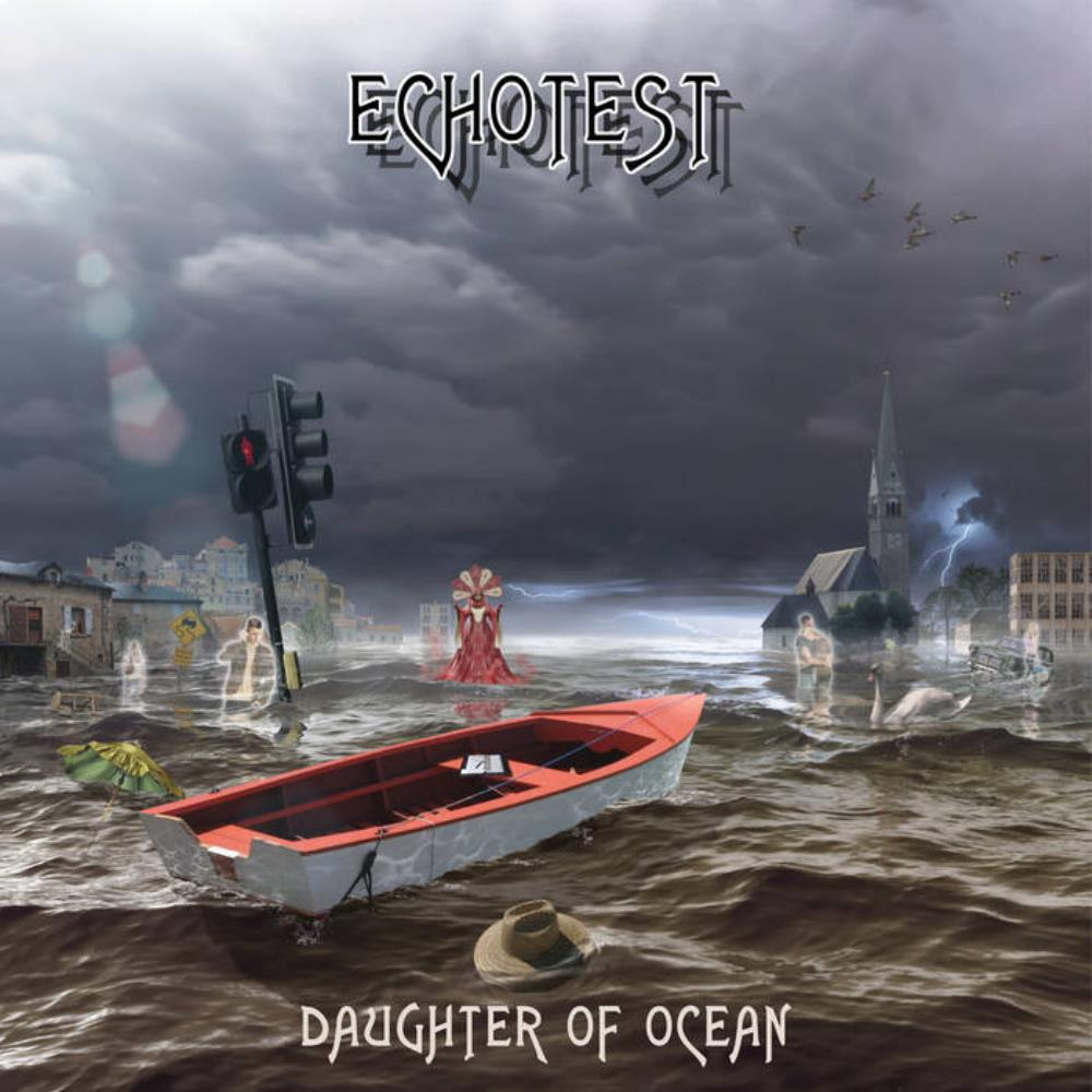 Daughter Of Ocean by ECHOTEST album cover